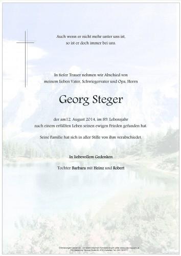 Georg Steger