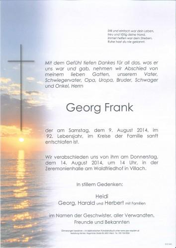 Georg Frank