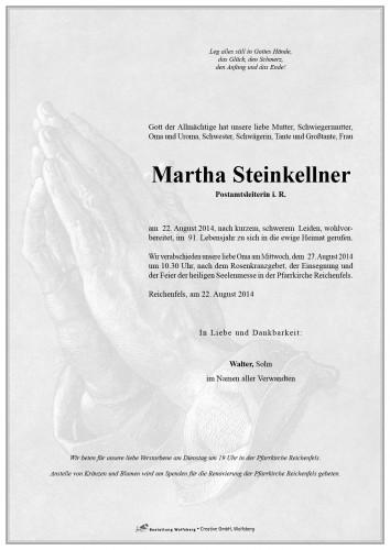 Martha Steinkellner