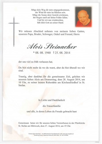 Alois Steinacher