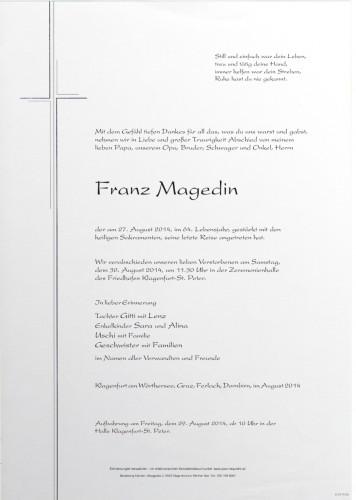 Franz Magedin