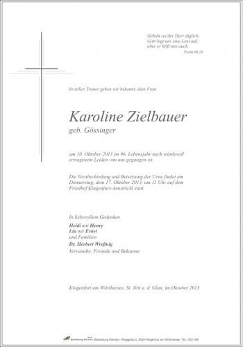 Karoline Zielbauer