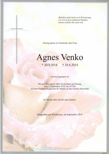 Agnes Venko