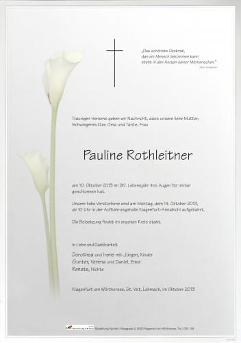 Pauline Rothleitner