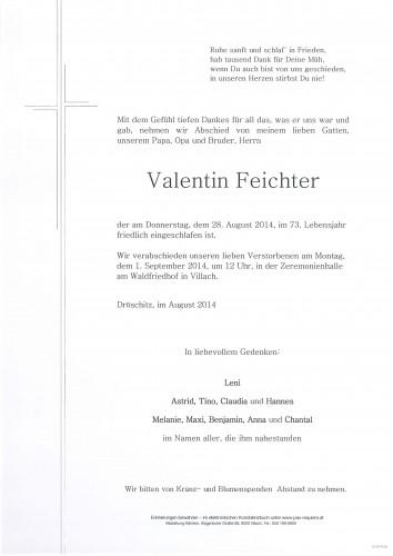 Valentin Feichter