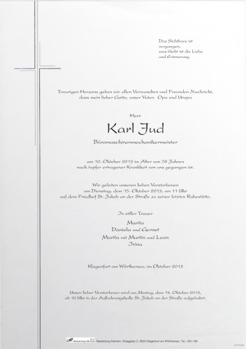 Karl Jud