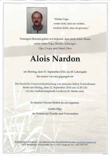 Alois Nardon