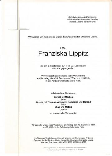Franziska Lippitz