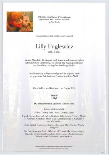 Lilly Fuglewicz