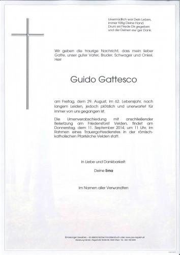 Guido Gattesco