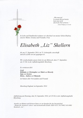 Liz Skellern