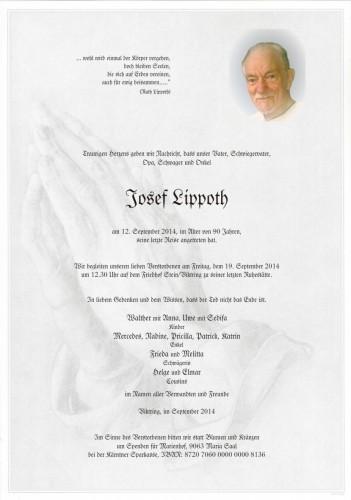 Josef Lippoth