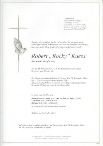 Robert Kuess