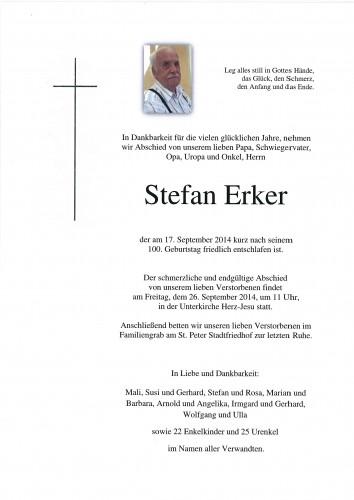 Stefan Erker