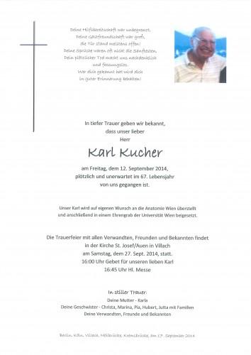 Karl Kucher