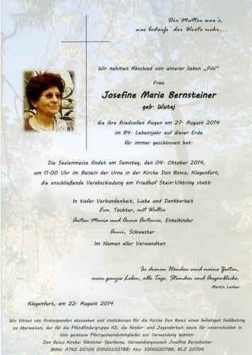 Josefine Bernsteiner