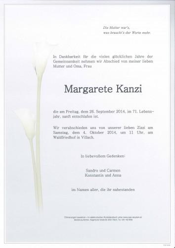 Margarete Kanzi