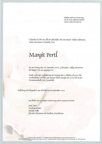 Margit Pertl