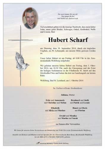 Hubert Scharf