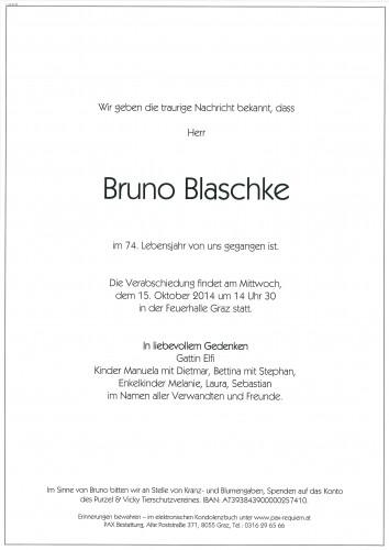 Bruno Blaschke
