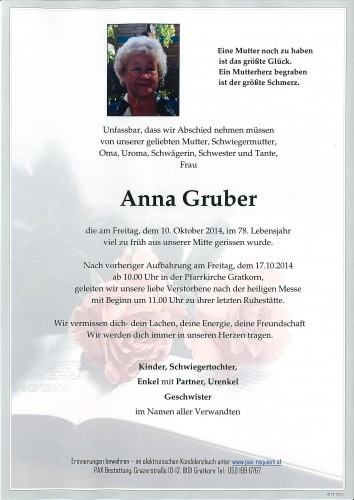 Anna Gruber