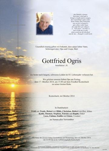 Gottfried Ogris