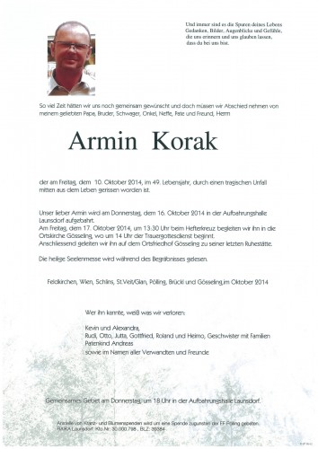 Armin Korak