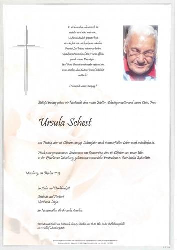 Ursula Schest