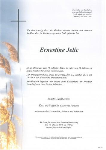 Ernestine Jelic
