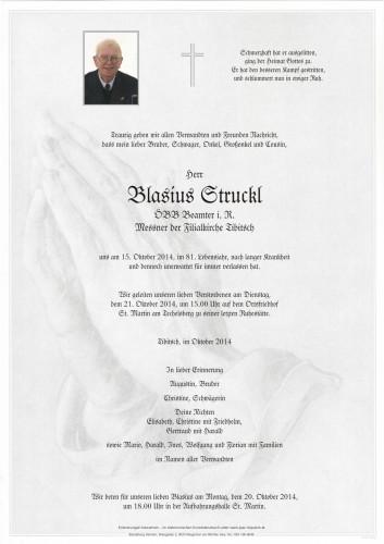 Blasius Struckl