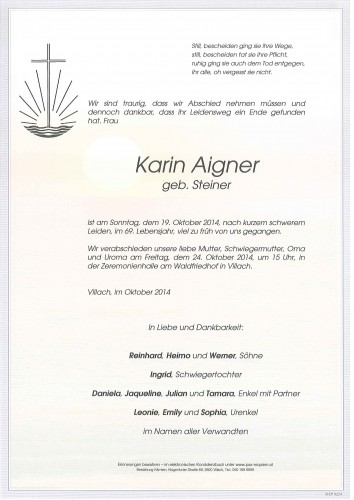 Karin Aigner