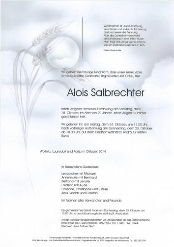 Alois Salbrechter