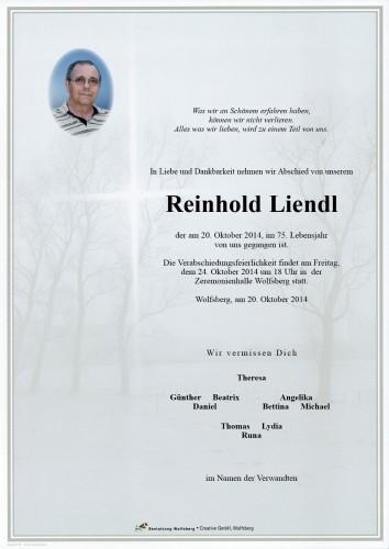 Reinhold Liendl