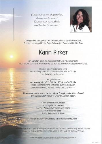 Karin Pirker