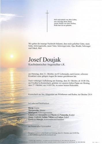 Josef Doujak