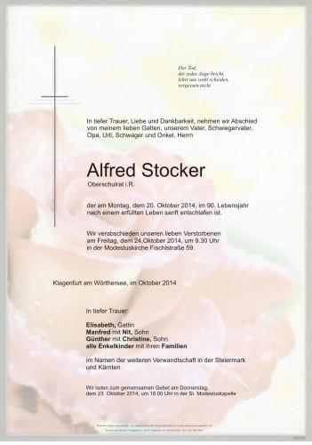 Alfred Stocker