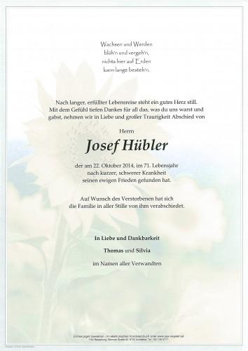 Josef Hübler