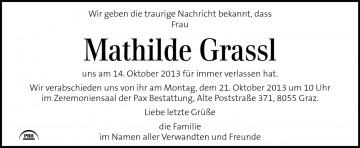 Mathilde Grassl