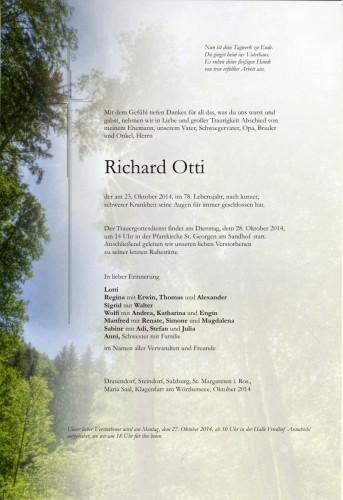 Richard Otti