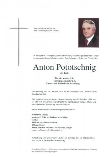 Anton Pototschnig