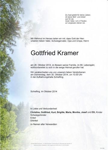 Gottfried Kramer