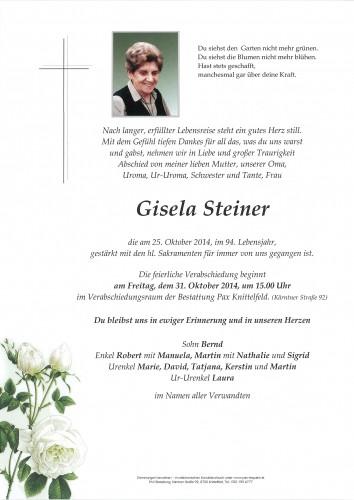 Gisela Steiner