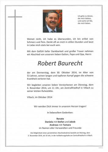 Robert Baurecht