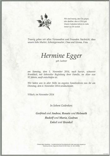Hermine Egger