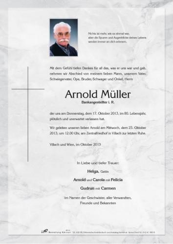 Arnold Müller