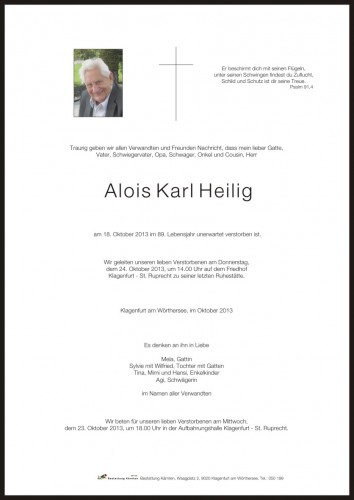 Alois Heilig