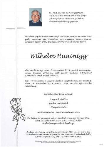 Wilhelm Huainigg