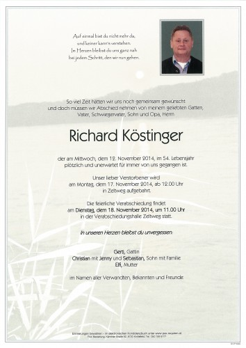 Richard Köstinger