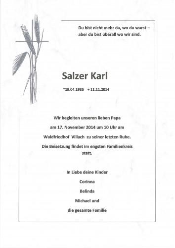 Karl Salzer