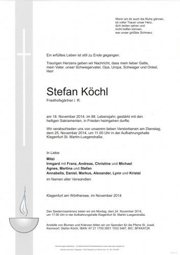 Stefan Köchl